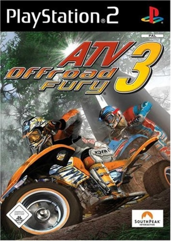 Cover zu ATV Offroad Fury 3