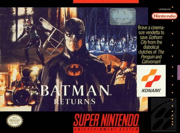 Cover zu Batman Returns