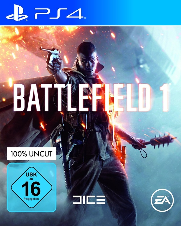 Cover zu Battlefield 1