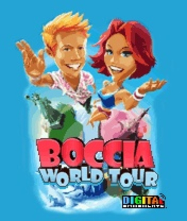Cover zu Boccia World Tour