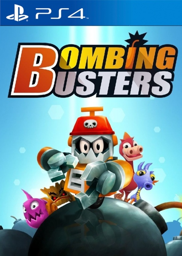 Cover zu Bombing Busters