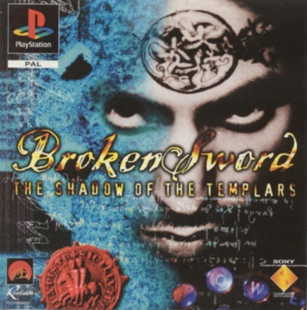 Cover zu Broken Sword