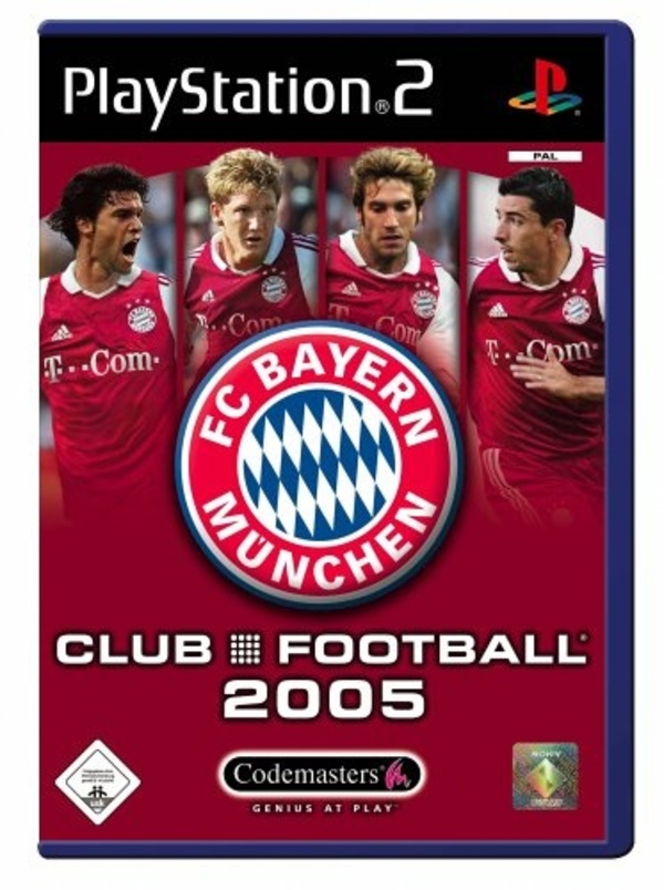 Cover zu Club Football 2005