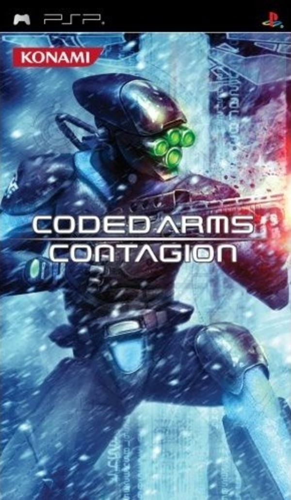 Cover zu Coded Arms Contagion