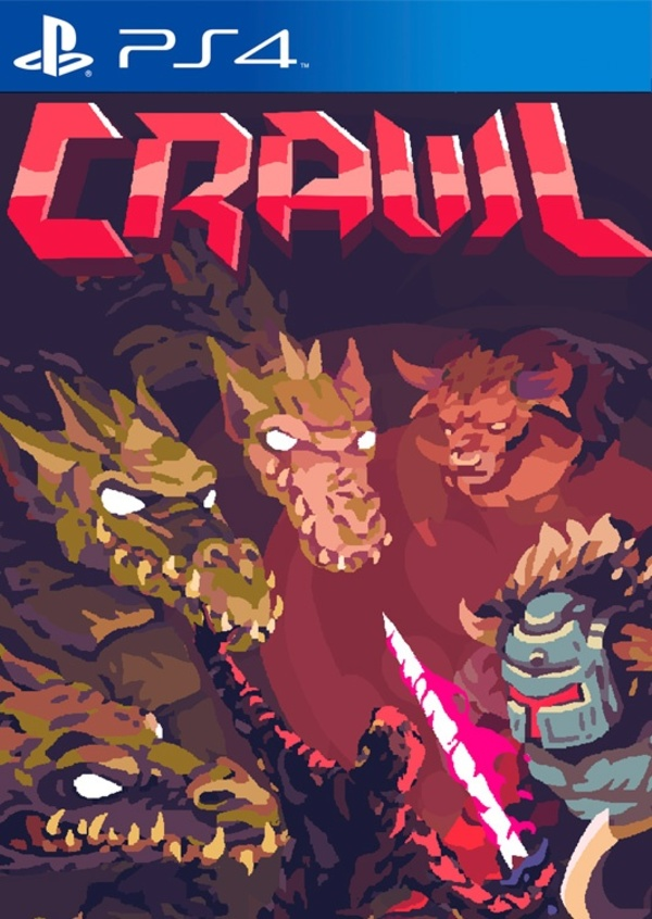 Cover zu Crawl