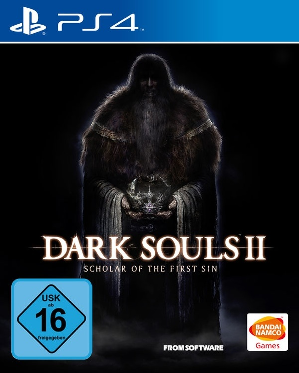 Cover zu Dark Souls 2: Scholar of the First Sin