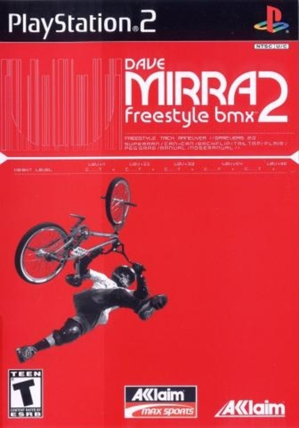 Cover zu Dave Mirra Freestyle BMX 2