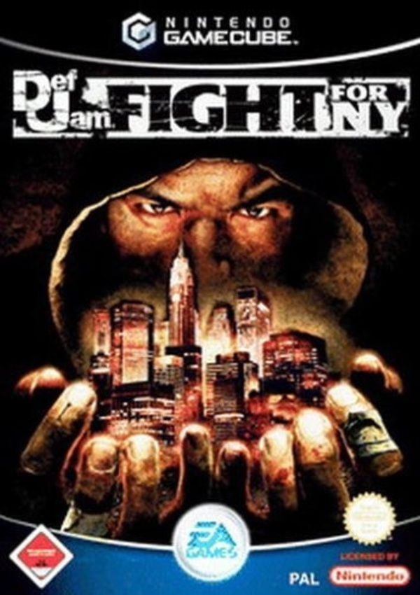 Cover zu Def Jam Fight for NY