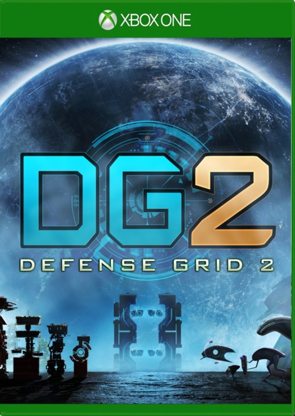 Cover zu Defense Grid 2