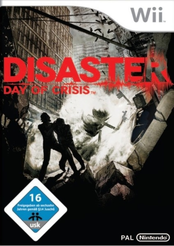 Cover zu Disaster: Day of Crisis