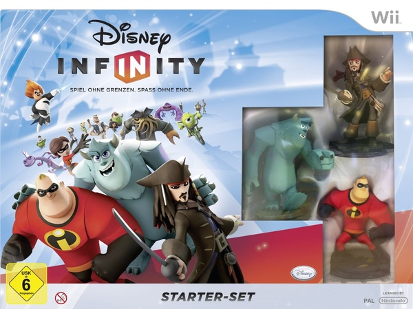 Cover zu Disney Infinity