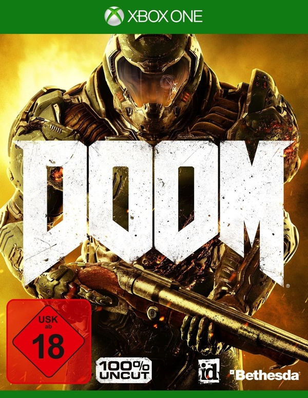 Cover zu Doom