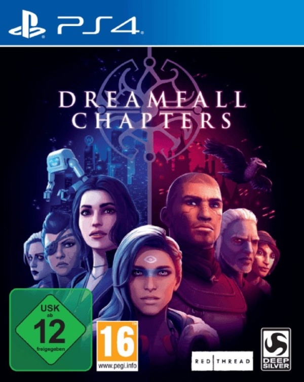Cover zu Dreamfall Chapters