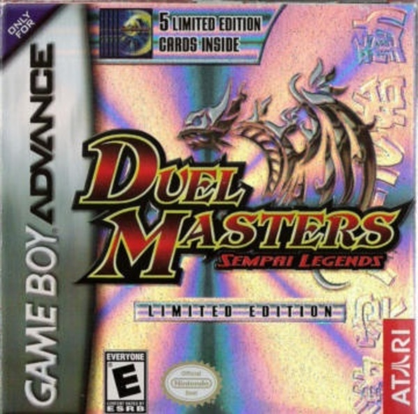 Cover zu Duel Masters Sempai Legends