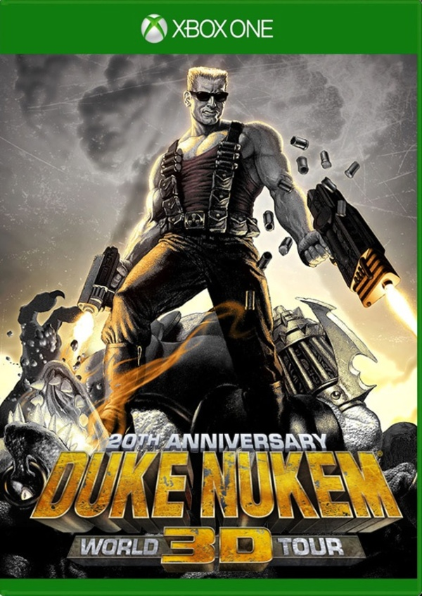 Cover zu Duke Nukem 3D: 20th Anniversary World Tour