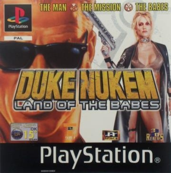 Cover zu Duke Nukem: Land of the Babes