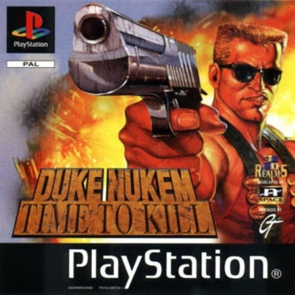 Cover zu Duke Nukem: Time to Kill