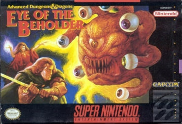 Cover zu Eye of the Beholder