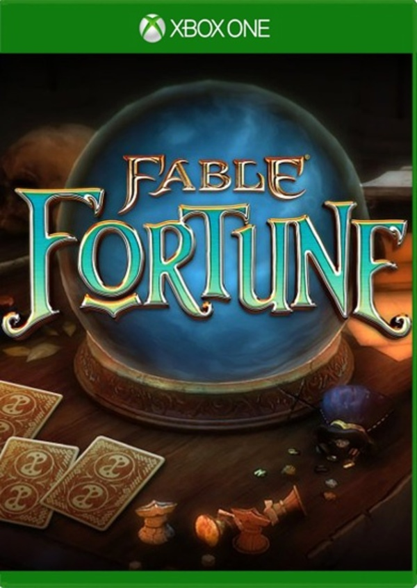 Cover zu Fable Fortune