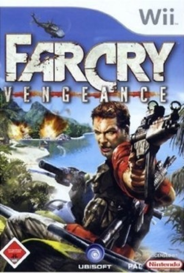 Cover zu Far Cry Vengeance