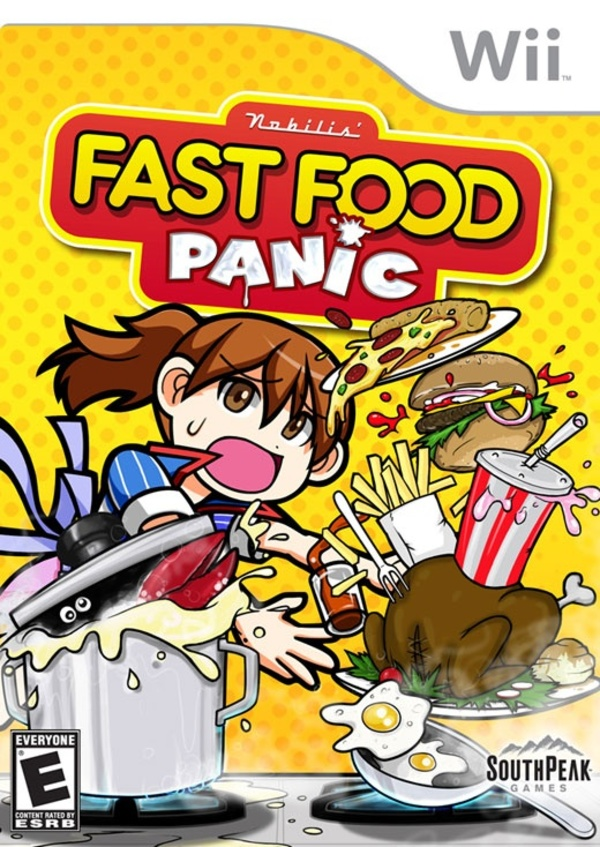 Cover zu Fast Food Panic