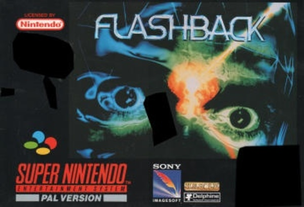 Cover zu Flashback: The Quest for Identity