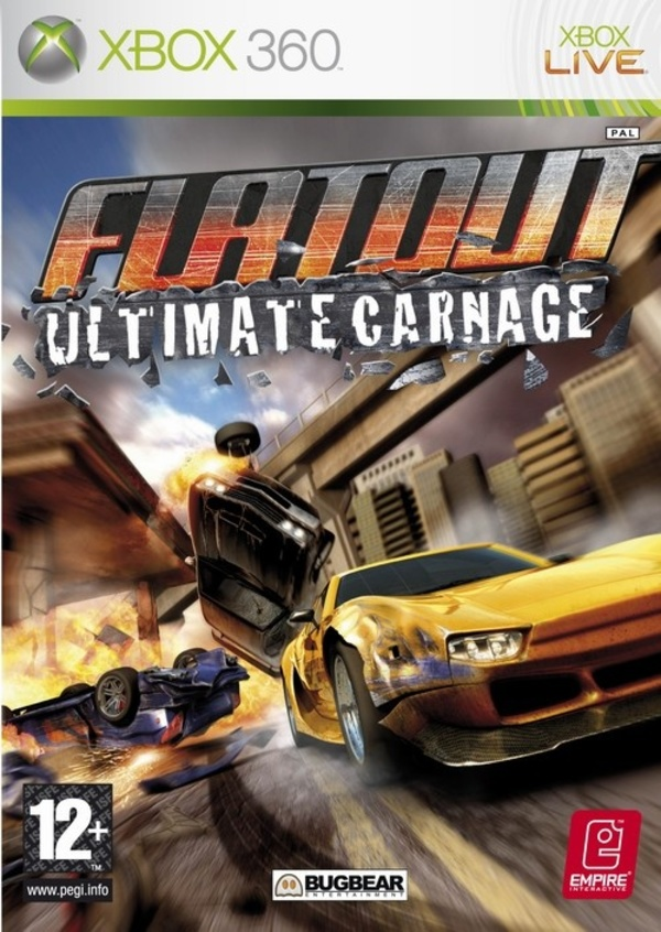 Cover zu FlatOut Ultimate Carnage