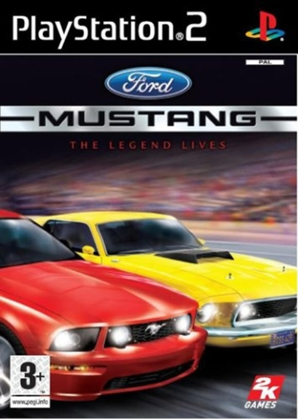 Cover zu Ford Mustang