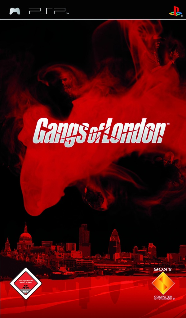 Cover zu Gangs of London