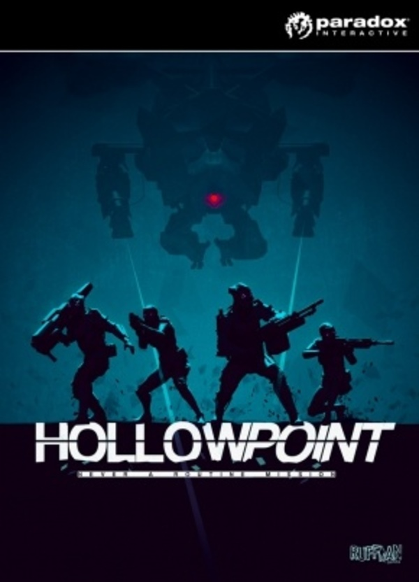 Cover zu Hollowpoint