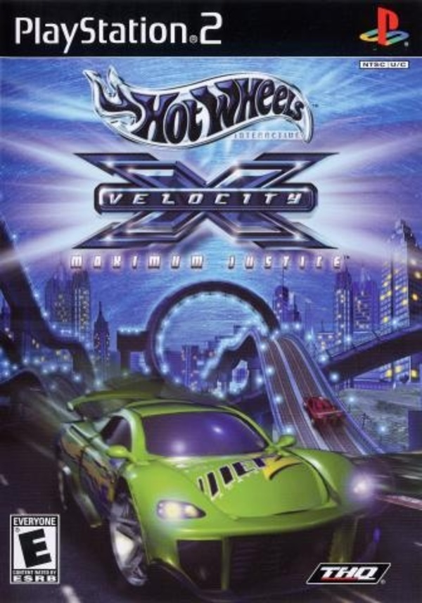 Cover zu Hot Wheels Velocity X