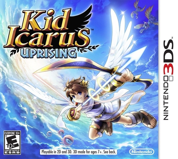 Cover zu Kid Icarus: Uprising