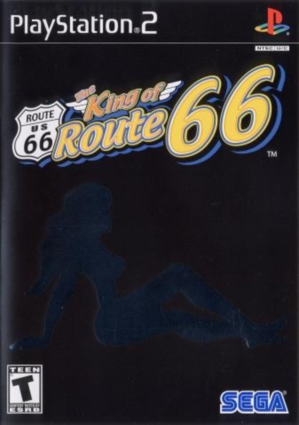 Cover zu King of Route 66
