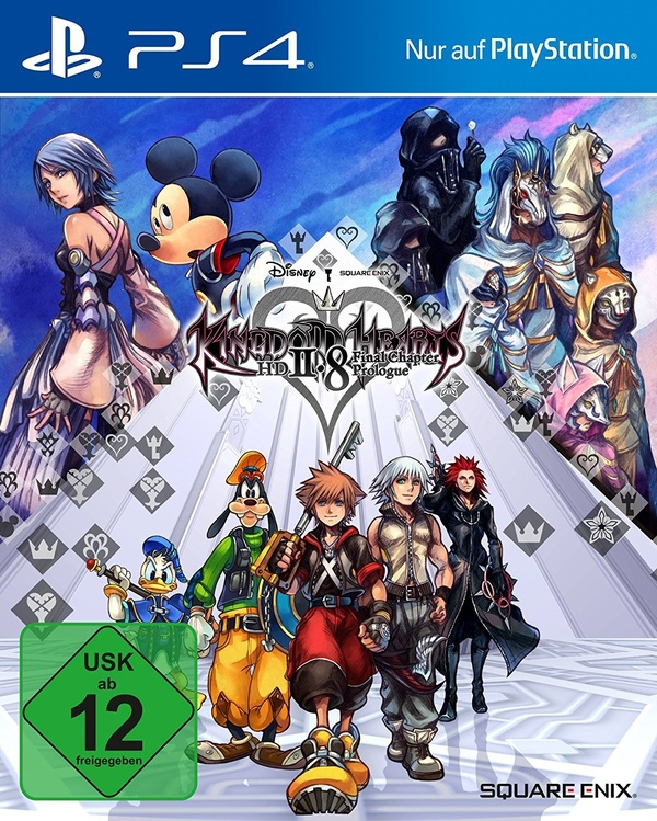 Cover zu Kingdom Hearts HD 2.8 Final Chapter Prologue