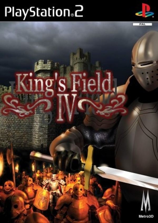 Cover zu King's Field IV