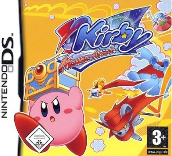 Cover zu Kirby Mouse Attack