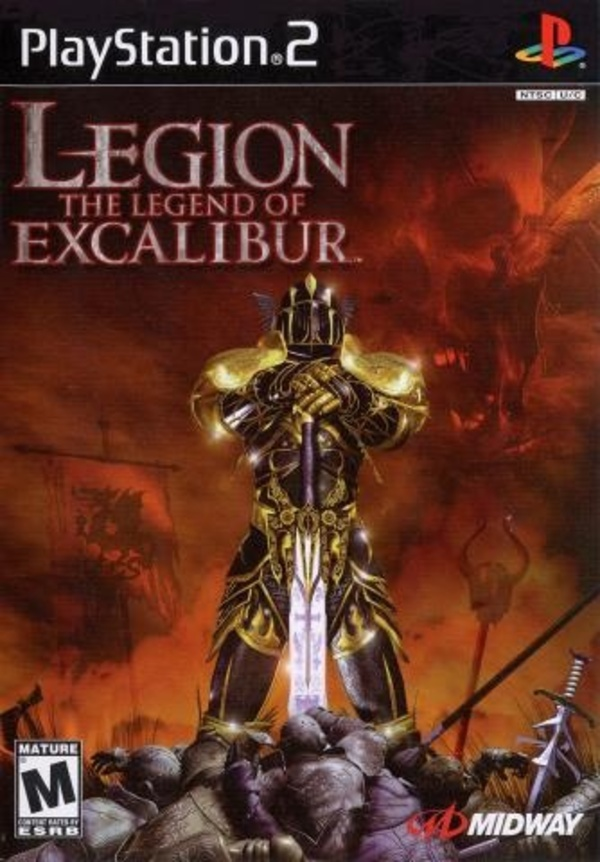 Cover zu Legion - The Legend of Excalibur