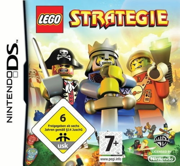 Cover zu Lego Strategie