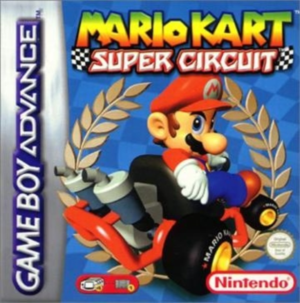 Cover zu Mario Kart Super Circuit