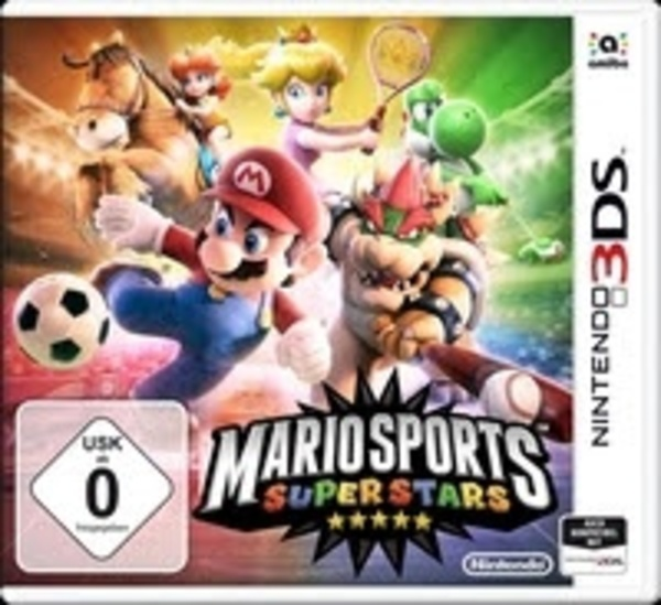 Cover zu Mario Sports Superstars