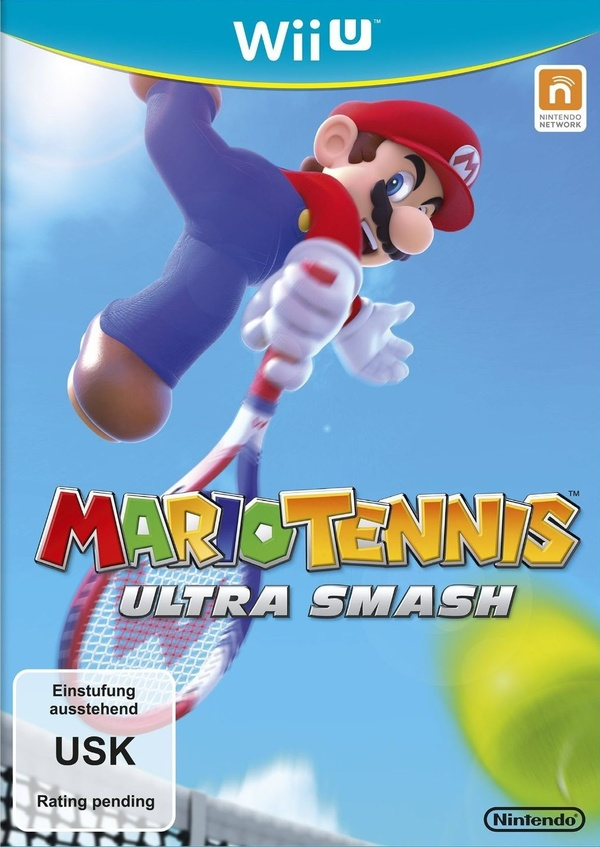 Cover zu Mario Tennis Ultra Smash