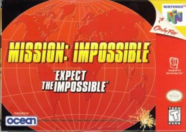 Cover zu Mission: Impossible