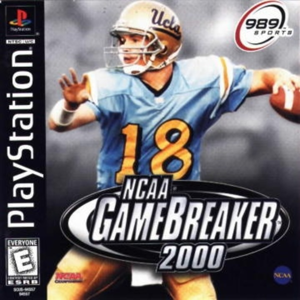 Cover zu NCAA GameBreaker 2000