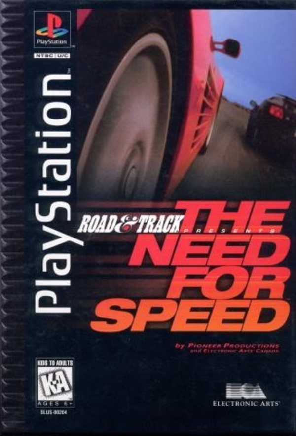 Cover zu The Need for Speed