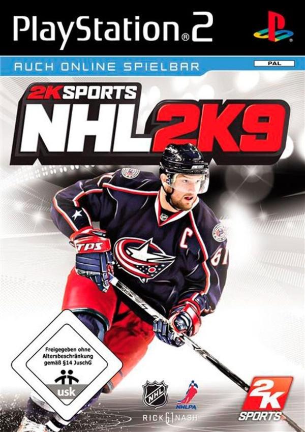Cover zu NHL 2K9