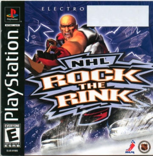 Cover zu NHL Rock the Rink