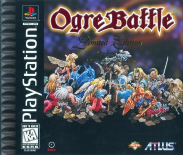 Cover zu Ogre Battle