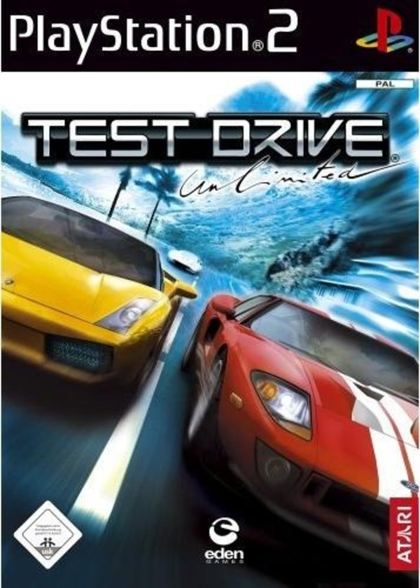 Cover zu Test Drive Unlimited