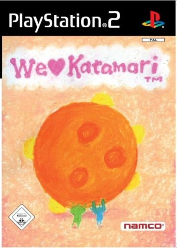 Cover zu We Love Katamari