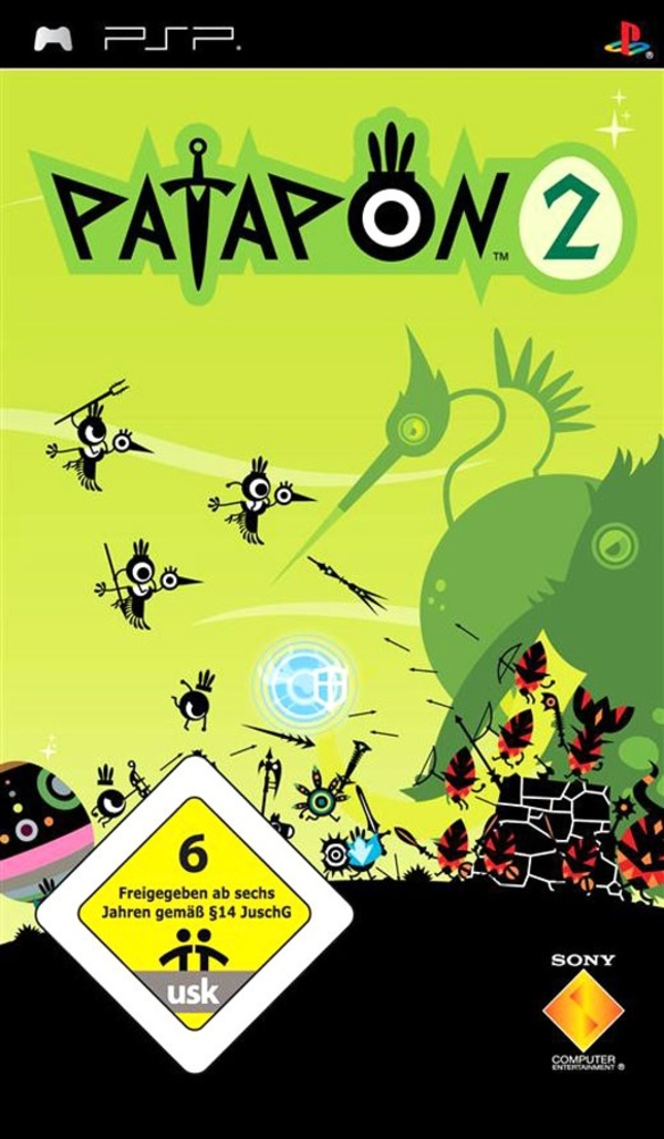 Cover zu Patapon 2